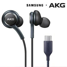 AKG Type-c Earphones USB C Earbuds Wired In-ear Headphone For Samsung Note 10