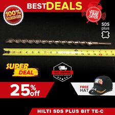 Hilti Sds Plus Bit Te C 1 X 17 Great Condition Free Hat Fast Ship