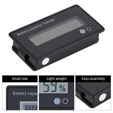 12V Lead Acid Battery Fuel Gauge Indicator LCD Meter 12 Volt SLA/AGM/GEL Battery
