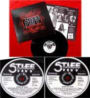 LP Bunch of Stiff feat. Elvis Costello Wreckless Eric Nick Lowe...
