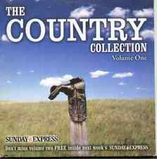 COUNTRY COLLECTION - PROMO 2 CD SET: JOHNNY CASH, CHARLIE RICH, DOLLY PARTON