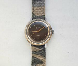 Vintage Soviet Russian mechanical watch Vostok. USSR