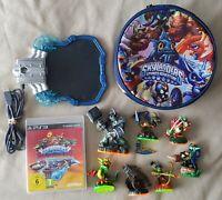 PS3 game - Skylanders SuperChargers + Portal + 7 Figures for Playstation 3