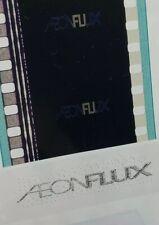 Authentic AEON FLUX (2005) Film 5-Cells TITLE FRAME