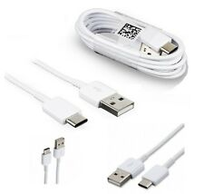 Samsung Ep-dw700cwe Data Cable 1.5m White Bulk Galaxy S8 US