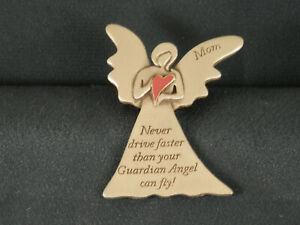 Guardian Angel Visor Clip - MOM, Never Drive Faster... KVC502