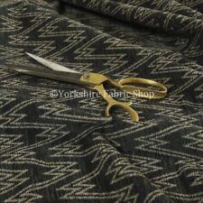 Telas y tejidos tapizado en color principal negro
