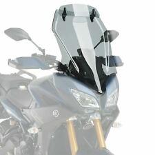 Puig Licht Rauch Touring Windschild & Visier Yamaha MT09 Tracer 900 & Gt 18-20