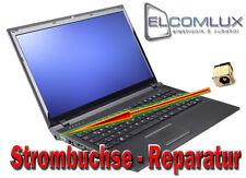 Notebook Medion - Netzteilbuchse Strombuchse - Reparatur