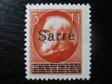 SAAR SAARLAND Mi. #29 scarce mint overprint stamp! CV $180.00