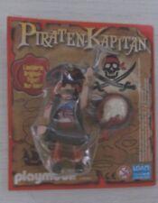 Playmobil Piraten-Kapitän mit Totenkopf  Neu Pirat Piraten Limitiert