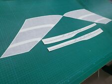 Yamaha TDM Twin 900 2006 2007 2008 replacement Decals  Stickers any colour