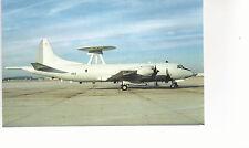 P3  Airborne Early Warning Aircraft    AEW&C     Unused Postcard 8254 Plane