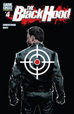 The Black Hood (2016) #4 VF/NM Greg Smallwood Cover Dark Circle Comics