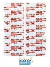 SKINTACT RT24 ECG/EKG ELECTRODES - POUCH OF 100 SOLID GEL TAB ELECTRODES
