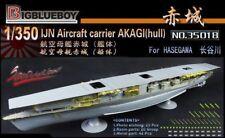 1/350 Big Blue Boy IJN Aircraft Carrier Akagi Super Detail Up Set