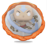 Funko Pop! Animation Avatar Master of All Four Elements 6in PREORDER w/Protector