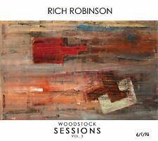 Rich Robinson - The Woodstock Sessions Vol. 3 (2016)  CD  NEW/SEALED  SPEEDYPOST