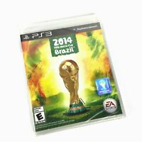2014 FIFA Soccer World Cup Brazil Sony PS3 PlayStation 3 - EA Sports - B10-10