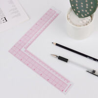 Sewing Patchwork Quilting Ruler Garment Cutting Craft Stationery Measuring Tool