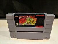 Battle Clash SNES (Super Nintendo Entertainment System)