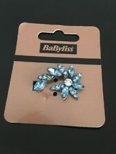 Señoras Niños Brillante Horquilla Bobby Pin Clip Brillante Cristal Marca Nueva subasta