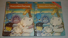 Everywhere You Look Reading Student & Teacher Books Grade 2  - An Anthology