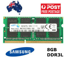 Samsung 8GB DDR3L 1600MHz PC3L 12800 SODIMM 204pin 1.35v Laptop Memory RAM
