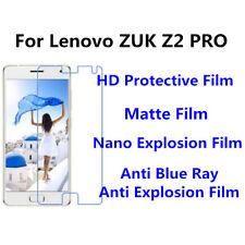 3pcs per Lenovo ZUK Z2 alta trasparente/PRO OPACO/anti BLU RAY PROTEGGI SCHERMO