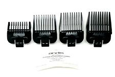 Andis 21318 No.10 Attachment Combs, Set of 4 - Open Package New