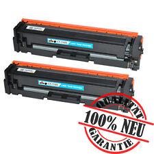 2x TONER Black für HP LaserJet Pro 200 Color M251n M251nw M276n M276nw 131X 131A
