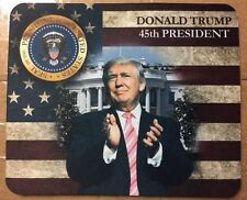 DONALD TRUMP 45TH U.S PRESIDENT OF THE UNITED STATES MOUSE PAD NEW