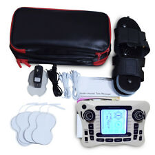 TENS EMS/Dual Channel Output/Electrical Nerve Muscle Stimulator/Digital Massager