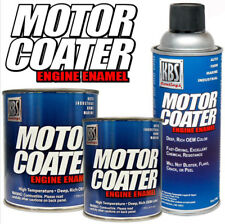 KBS Coatings Motor Coater Engine Paint for High Temperature up to 450 Degrees