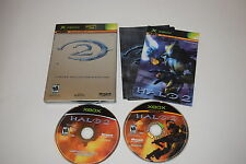 Halo 2 Limited Collectors Edition Microsoft Xbox Video Game Complete