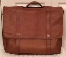 Cortez Columbian Leather Briefcase Business Messenger Laptop Bag