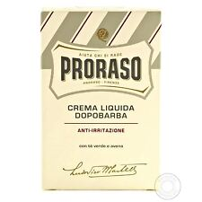 Proraso NEW Moisturising Aftershave Balm Sensitive Skin - 100ml White