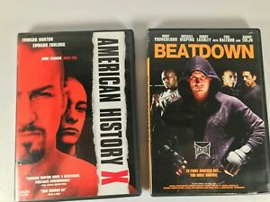 DVD - American History X and Beatdown presented by Tapout
