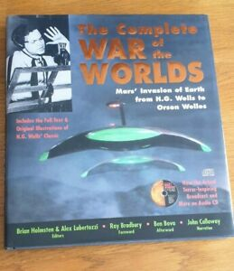 The Complete War Of The Worlds Book