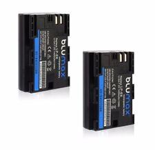 2x LP-E6 Battery Pack for Canon EOS 5D Mark 2 3 4 60D 60Da 6D 70D 7D 80D 5DS R
