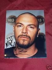 Dj Muggs Signed 8X10 Photo Cypress Hill D.J. Coa Rare