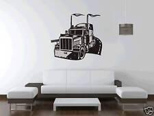 Truck Big Rig Wall Art Sticker Vinyl Huge Free Postage