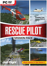Rescue Pilot: Mission Expansion Pack (PC DVD) NEW SEALED