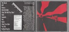 CONCENTRATED EVIL -  RUN FOR YOUR LIVES CD 1995 RARE ROCK