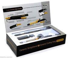 Wahl ZX311 Cutek Combo Ceramic Hair Straightener Iron & Curling Tong Roller