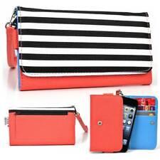 Safari Pattern Protective Wallet Case Clutch Cover for Smart-Phones SFESAMMT-4