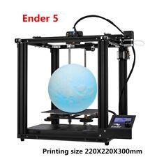 Upgrade Creality Ender 5 3d Printer 220x220x300 2019 Higher Precision
