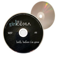 (Nearly New) Both Before I'm Gone by Girl In A Coma Album CD - XclusiveDealz