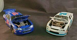 DALE EARNHARDT JR #31 SIKKENS ROOKIE BLUE & WHITE 1997 SET 1/24 ACTION NASCAR