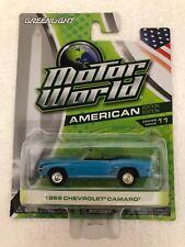 Greenlight Motor World American Edition 1969 Chevrolet Camaro